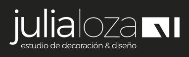 Julia Loza, estudio de decoración & diseño